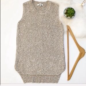 Madewell Sleeveless sweater size XXS